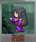 Akane the Kunoichi Foil 3