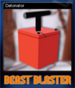 Beast Blaster Card 7