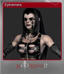 BloodRayne 2 Foil 5