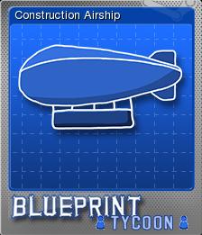 Blueprint Tycoon Foil 11