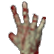 Call of Duty Black Ops II Zombies Emoticon grab