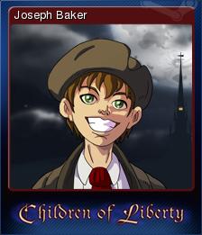Children of Liberty Card 03