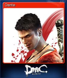 DmC Devil May Cry Card 3