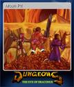 Dungeons The Eye of Draconus Card 2