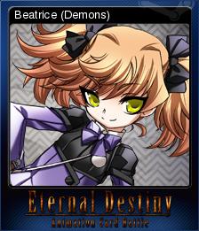 Eternal Destiny Card 3
