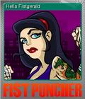 Fist Puncher Foil 3