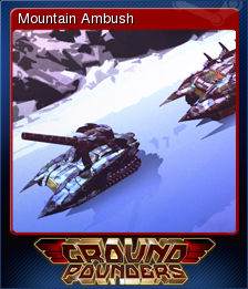 Ground Pounders Card 08