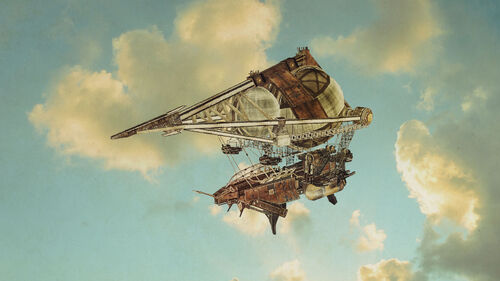 Guns of Icarus Online Artwork 9