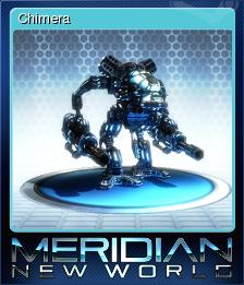 Meridian New World Card 2