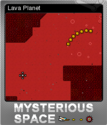 Mysterious Space Foil 4