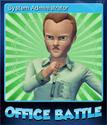 Office Battle Card 4