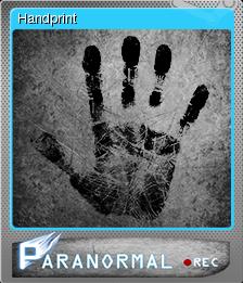 Paranormal Foil 6