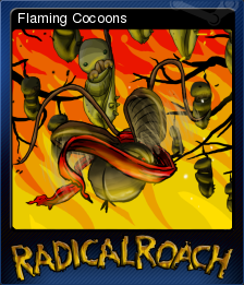 RADical ROACH Deluxe Edition Card 10