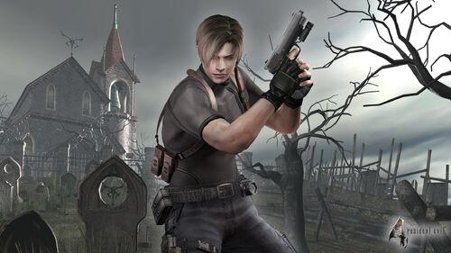 Resident Evil 4 Artwork 6