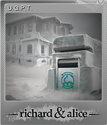 Richard & Alice Foil 6