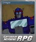 Saturday Morning RPG Foil 6