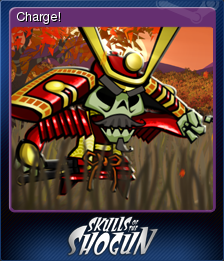Skulls of the Shogun Card 2