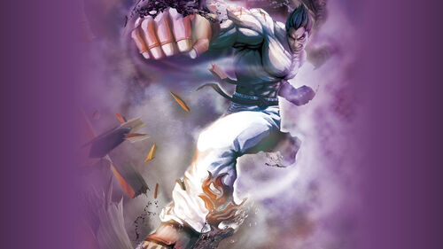 Street Fighter X Tekken Artwork 05