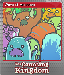 The Counting Kingdom Foil 01