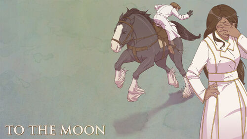 To the Moon Artwork 2