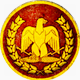 Total War Rome II Badge Foil
