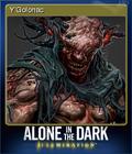 Alone in the Dark Illumination Card 8