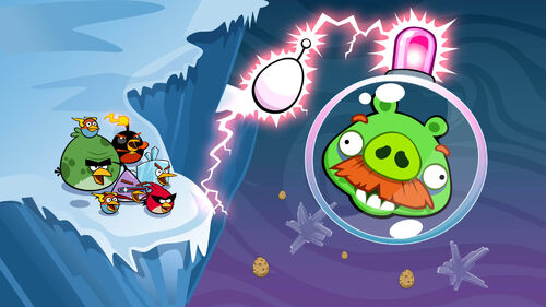 Angry Birds Space Artwork 3