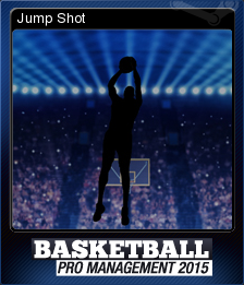 Basketball Pro Management 2015 Card 1