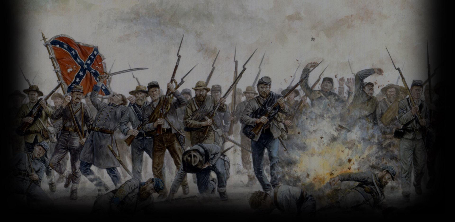 Image battleplan american civil war background the - American civil war wallpaper ...