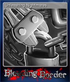 Bleeding Border Card 5