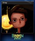 Broken Age Card 4