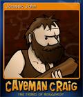 Caveman Craig Card 4