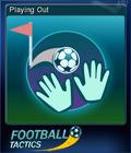 Football Tactics Card 10