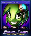 Freedom Planet Card 5