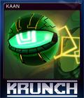 KRUNCH Card 1