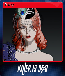 Killer is Dead Card 1