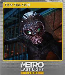 Metro Last Light Redux Foil 2