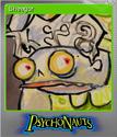 Psychonauts Foil 9