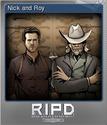 R.I.P.D. The Game Foil 1