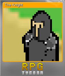 RPG Tycoon Foil 1