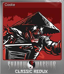 Shadow Warrior Classic Redux Foil 1
