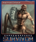 Shadowgrounds Survivor Card 1
