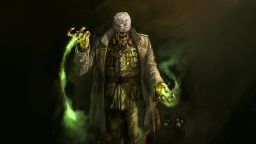 Sniper Elite Nazi Zombie Army 2 Artwork 9