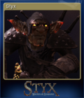 Styx Master of Shadows Card 4