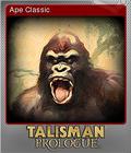Talisman Prologue Foil 1