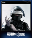 Tom Clancy's Rainbow Six Siege Card 09