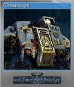 Warhammer 40,000 Space Marine Foil 5