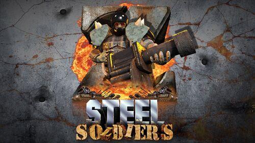 Z Steel Soldiers Artwork 09