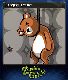 Zombie Gotchi Card 2