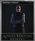 Adam's Venture Origins Foil 5